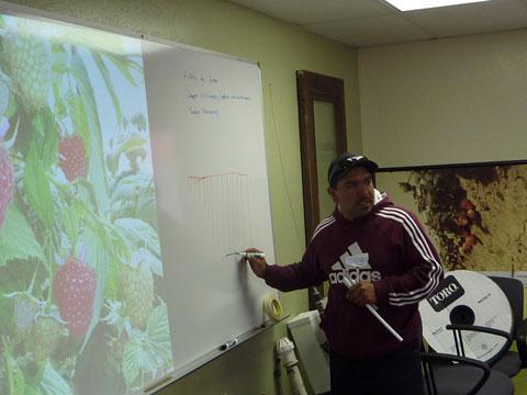 Irrigation Training, California