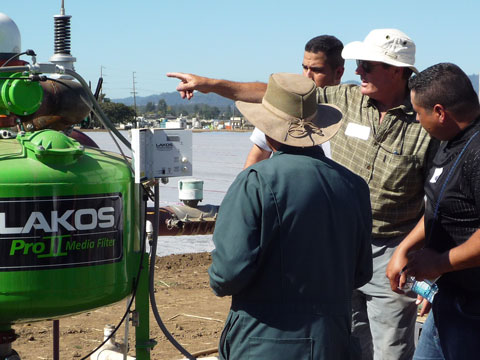 Irrigation Training, Pajaro Valley, California