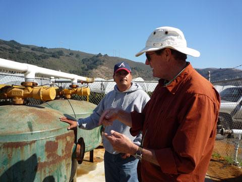 Media Filter Training, California
