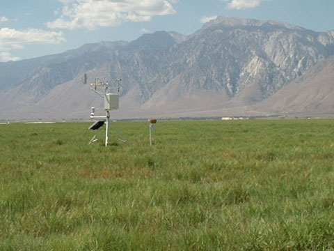 Owens Lake, 3 years after installation