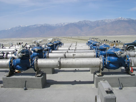 Owens Lake Project, Los Angeles Dept of Water & Power